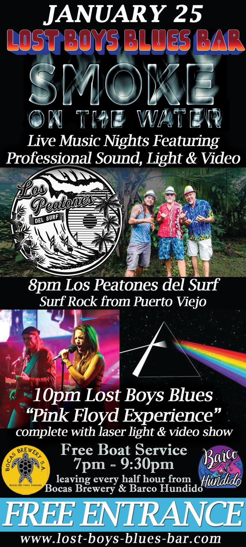 Bocas del Toro Live Music